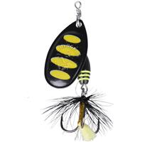 Savage gear ROTEX SPINNER vel. 2 - barva Black Bee