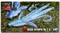 RedBass Nymfa Nr.1 80 mm - Fry - 1ks